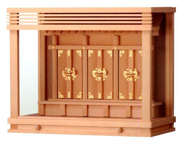 お宮 ■箱宮【日本製】 聖 17号 神棚 神殿■