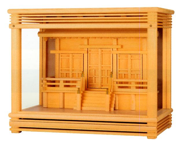 お宮 神棚 神殿■ 神彩 20号 ■箱宮【日本製】