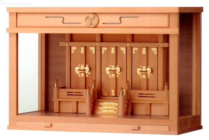 お宮 神棚 神殿■ 天星1型 18号 ■箱宮【日本製】