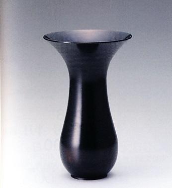 花器・花瓶■ 花器 弥生 ■銅製 紙箱入り【高岡銅器】