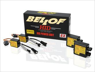 BELLOF(ベロフ) パワーユニット Spec EX(スペック イーエックス)