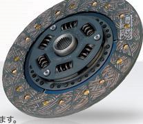 EXEDY(エクセディ) ウルトラファイバー クラッチキット フェアレディZ Z33【VQ35HR】/Z34