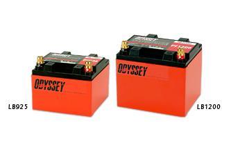 ODYSSEY(オデッセイ) ドライセル バッテリー アルティメット  LB1200