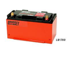 ODYSSEY(オデッセイ) ドライセル バッテリー アルティメット  LB1700