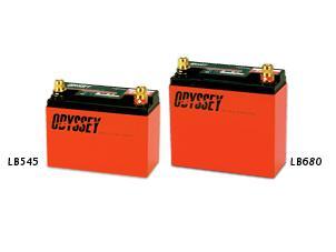 ODYSSEY(オデッセイ) ドライセル バッテリー アルティメット  LB545