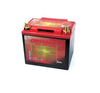 ODYSSEY(オデッセイ) ドライセル バッテリー エクストリーム PC1200