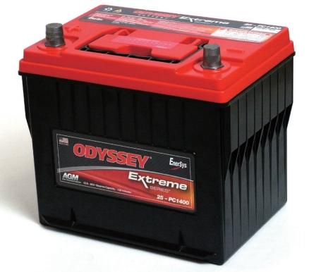 ODYSSEY(オデッセイ) ドライセル バッテリー エクストリーム 35-PC1400