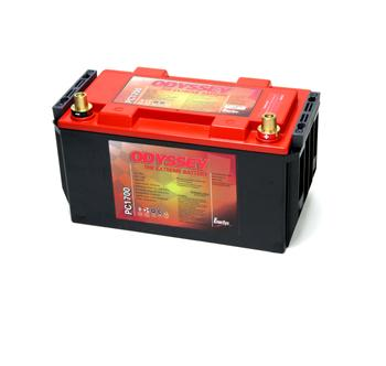 ODYSSEY(オデッセイ) ドライセル バッテリー エクストリーム PC1700