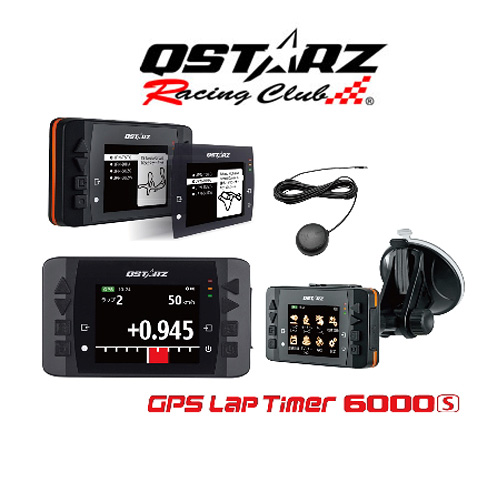 Qstarz(キュースターズ) GPSラップタイマー LT-Q6000S_GNSS(四輪用)