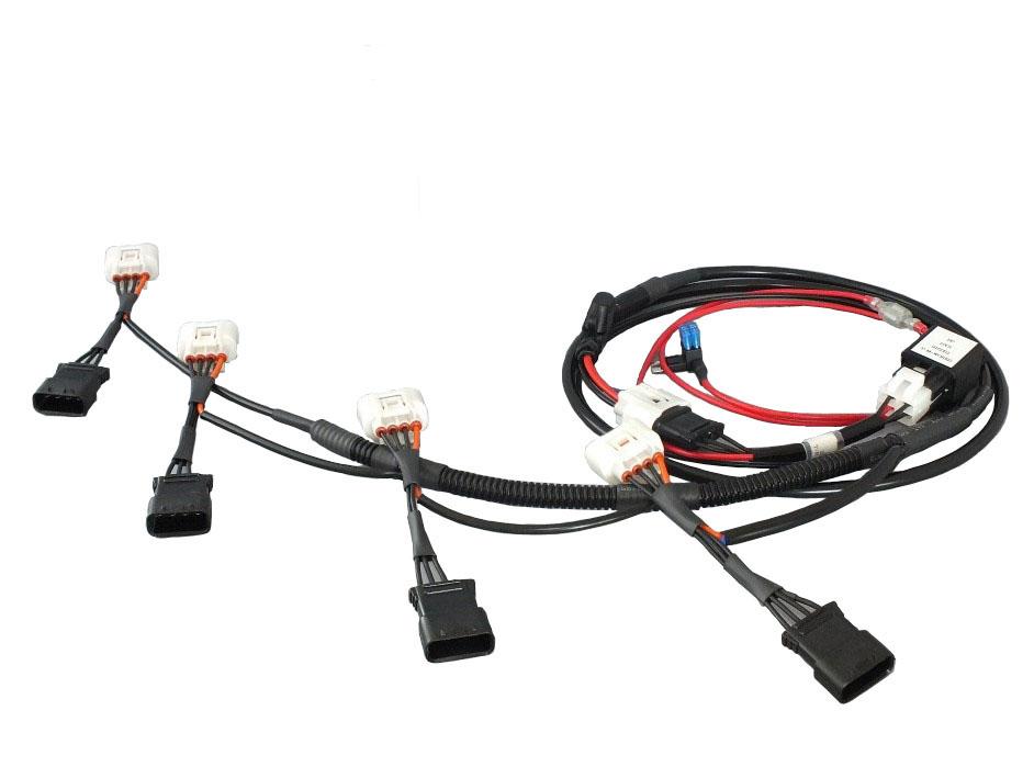 T.M.WORKS 新型ダイレクトパワーハーネス レガシィ ツーリングワゴン BPE