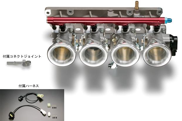 63mm RACING) ファンネル スポーツインジェクション K20A DC5 インテグラType-R 戸田レーシング(TODA
