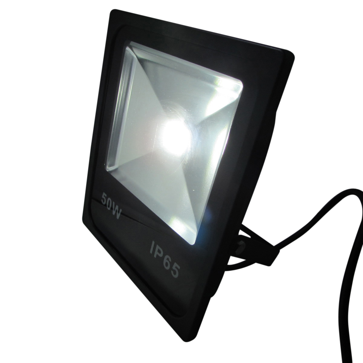 LED投光器 薄型 防水仕様 消費電力50W型