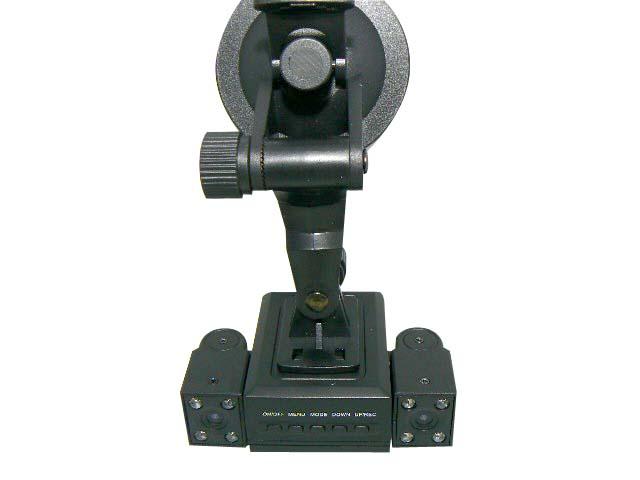 ドライブレコーダー 常時録画 2方向カメラ 2インチモニター付
