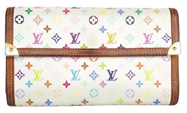 a181475a9d52 Louis Vuitton Multicolor Monogram Purse - Best Purse Image Ccdbb.Org