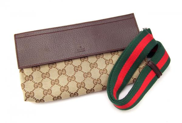efa3b3dfc1c Gucci belt bag bag GG canvas GG Sherry beige mens GUCCI hip bag men unisex  women s
