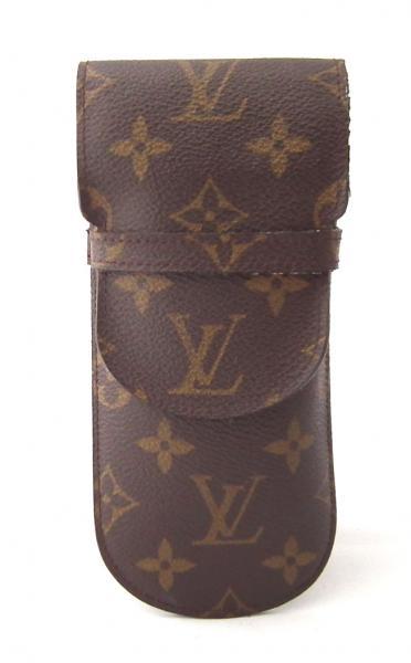 31ec72b508bb8e Louis Vuitton glasses case case smahocase iPhone 6 Monogram etuis Lunette  Mule M62970 LV LOUIS VUITTON Louis Vuitton Louis Vuitton