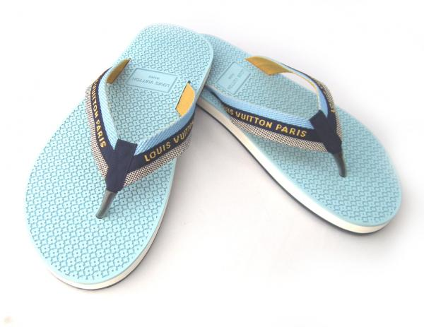 d3d00920322f Unread items Louis Vuitton flip flops 7 26 cm mens Monogram sandal LV  Vuitton LOUIS VUITTON Louis Vuitton Louis Vuitton