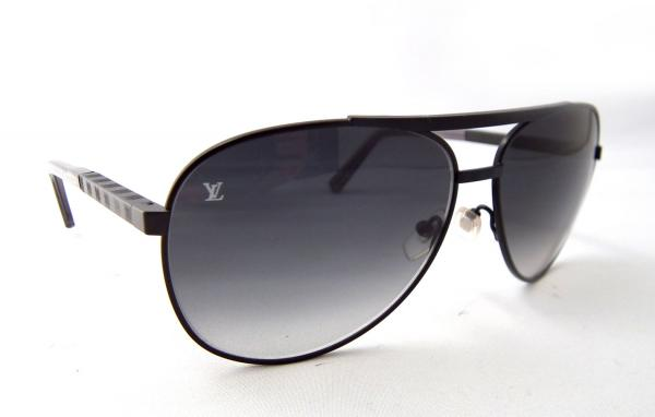 58a6e609f7 Louis Vuitton sunglasses attitude pilot Z0338U men s Teardrop black LV  Vuitton LOUIS VUITTON Louis Vuitton Louis Vuitton