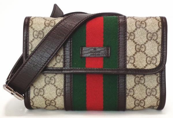 40e1d6aa06c7 Gucci belt bag waist bag GG plus Sherry Shoulder bag 152597 GUCCI men's  beauty products cross body hip bag