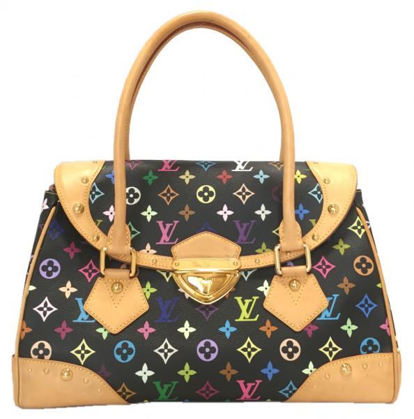 563ff43588 Louis Vuitton Beverly GM M40202 multicolor Monogram handbag shoulder bag LV  Vuitton LOUIS VUITTON Louis Vuitton Louis Vuitton