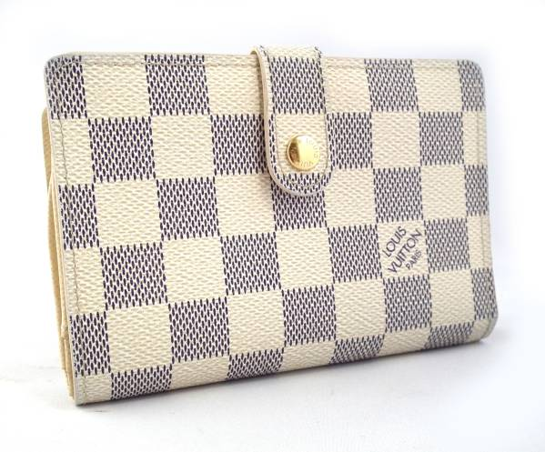 6ef7296632ef6 Louis Vuitton French purse coin purse wallet damieazur white white N61676  two bi-fold wallet mens Womens LV Louis Vuitton Louis Vuitton Louis Vuitton