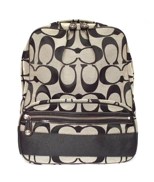 fc873674ba48 Mint coach signature backpack F77171 backpack black grey   black COACH  men s women s