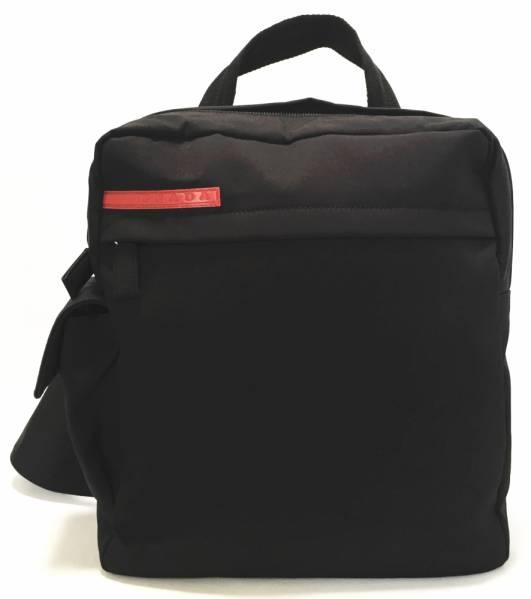 7e6bd27e8b07 Prada Prada sport Shoulder bag B9148 one shoulder nylon black PRADA unisex  men women ...