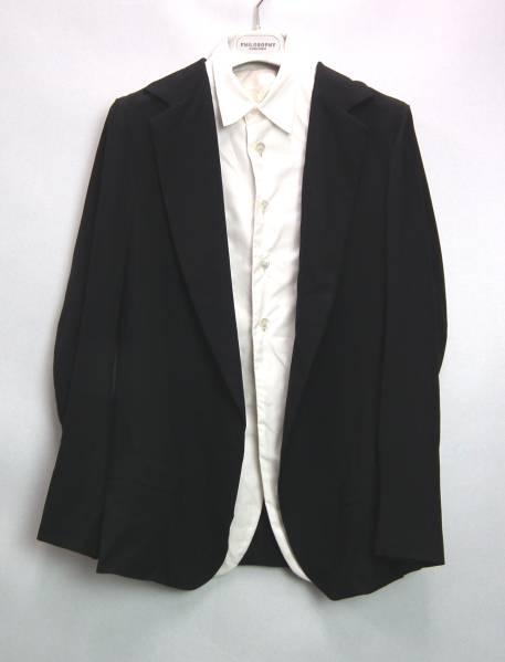 ヨウジヤマモト Y'S ジャケット ブラック スペアカラー 黒 メンズ 【中古】