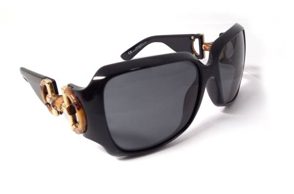 b4e26628fe4 Gucci sunglasses black bamboo bit black Lady s GG 2969 GUCCI beauty product