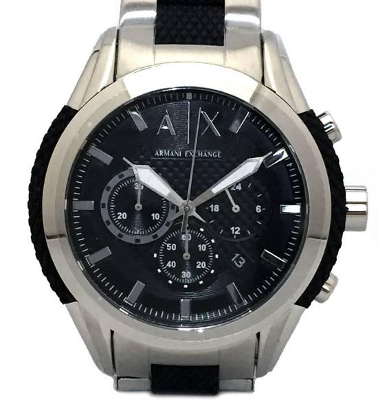 未使用 アルマーニエクスチェンジ 時計 クロノグラフ AX1214 メンズ 紳士用 ウォッチ ARMANI EXCHANGE アルマーニ 腕時計 メンズウォッチ 【中古】