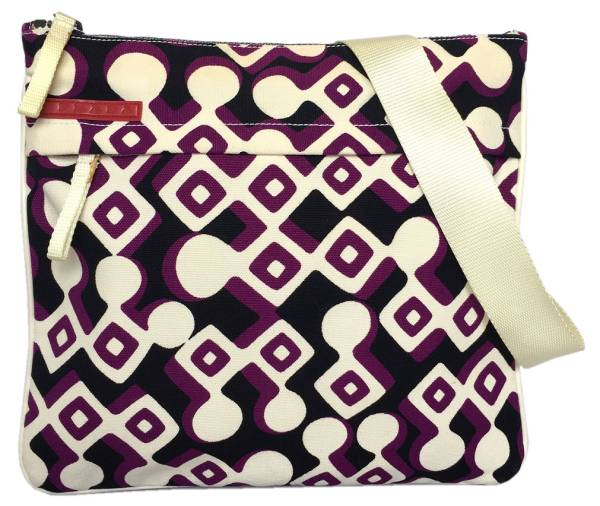f34e00eb9701ad Take Prada shoulder bag pattern Prada sports slant, and take men's lady's  aestheometry PRADA slant; shoulder 4VA031 canvas white