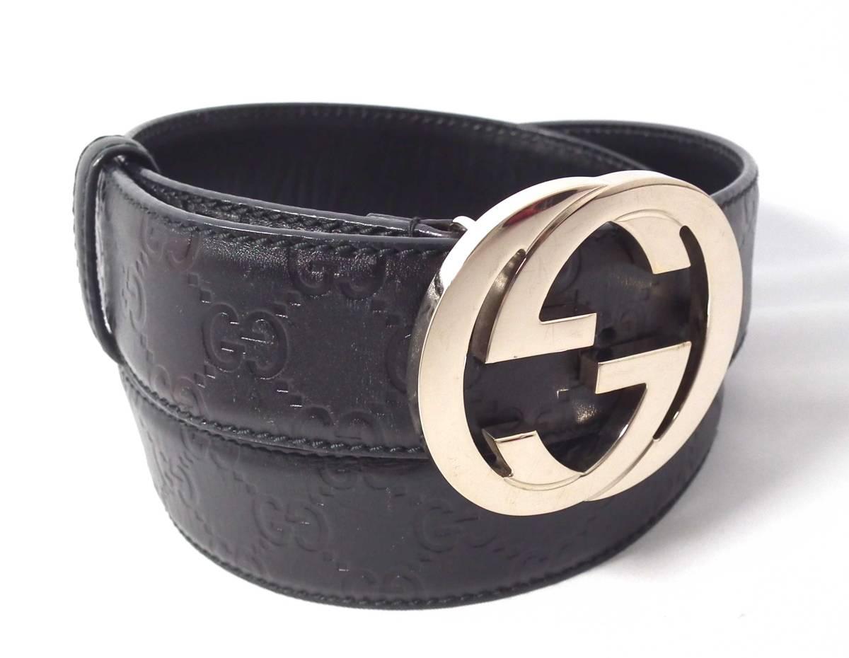brandeal rakuten ichiba shop gucci belt 90cm black black