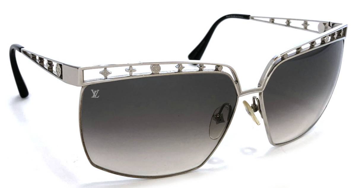 04ef212f7f34 Louis Vuitton sunglasses monogram black silver men gap Dis Z0175U LV  Vuitton man and woman combined use LV Vuitton LOUIS VUITTON Louis Vuitton  Louis Vuitton ...