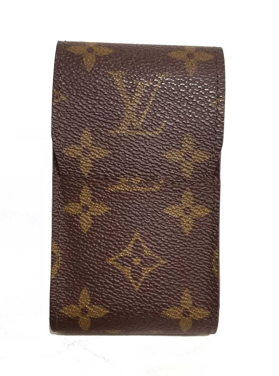 6e06079cf03 Louis Vuitton cigarette case monogram cigarette case cigarette case M63024  Lady s men LV Vuitton LOUIS VUITTON Louis Vuitton Louis Vuitton Louis  Vuitton