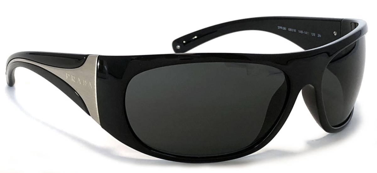 b5088277914 ... new zealand like new prada sunglasses black metal spr061 men gap dis  eyewear prada man and