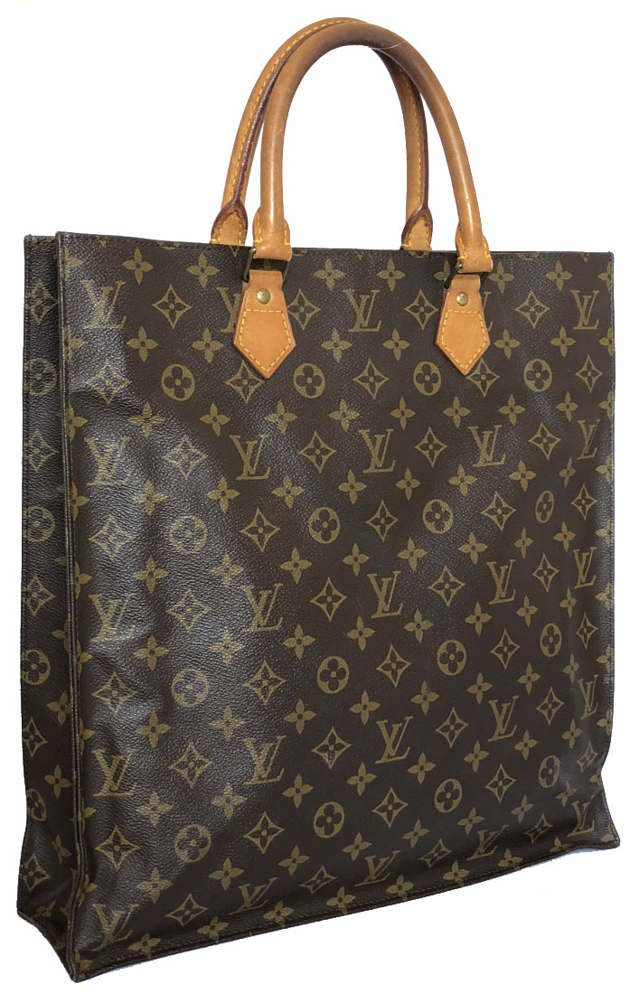 084e7026a2899 Louis Vuitton monogram case plastic M51140 tote bag handbag handbag Lady s  A4 size LV LOUIS VUITTON Louis Vuitton Louis Vuitton Louis Vuitton