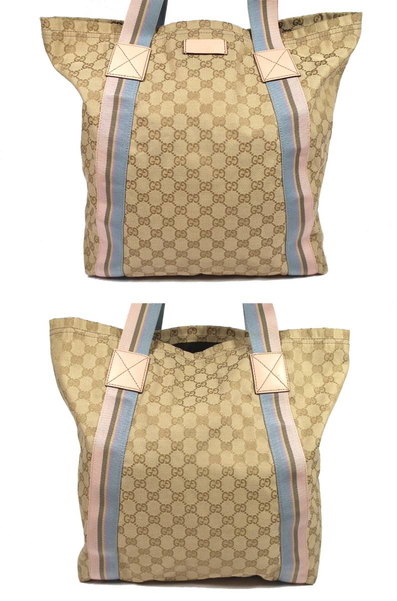 0b8a3e65d501 Categories. « All Categories · Bags, Accessories & Designer Items · Bags ·  Women's Bag · Handbags · Gucci tote bag GG canvas ...