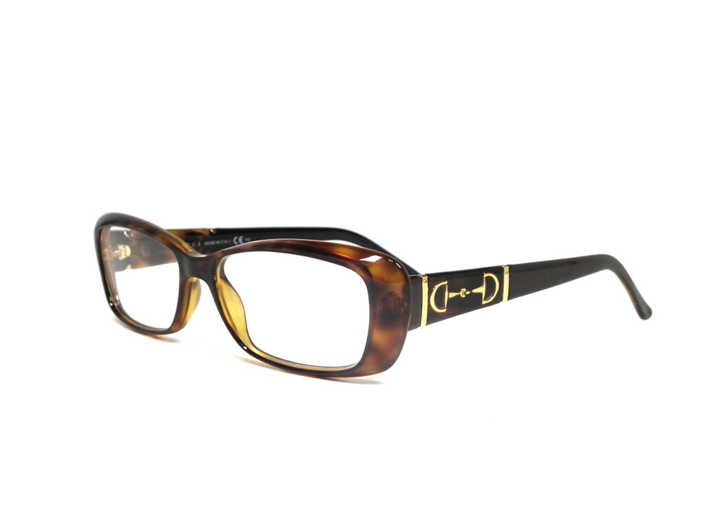 d6ed15d8cd Like-new Gucci glasses frame glasses glasses frame glasses glasses Date  glasses bit Lady s tortoiseshell pattern on the small side GUCCI for show