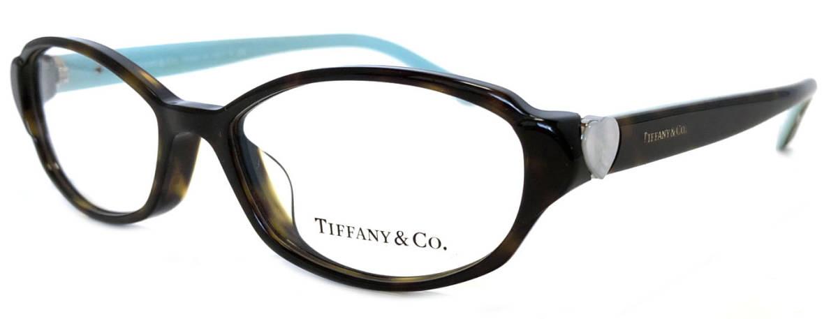 675af031f5c Unused Tiffany glasses glasses frame heart Lady s glasses frame shell  TIFFANY TIFFANY Co. TF2101 tortoiseshell pattern glasses frame glasses Date  glasses ...