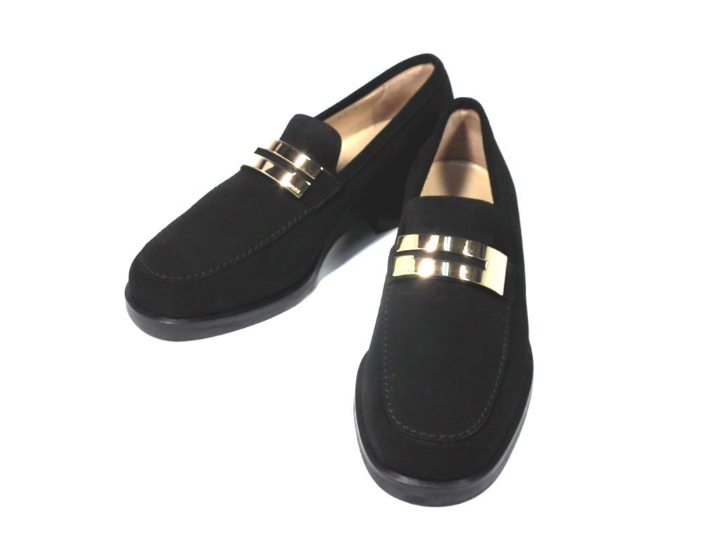 Brandeal Rakuten Ichiba Shop Black Black Leather Suede Genuine
