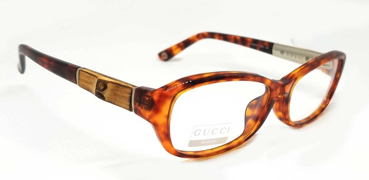 3949f8ce413 Like-new Gucci glasses frame glasses bamboo bamboo glasses frame GG8002  tortoiseshell pattern glasses men gap Dis GUCCI glasses frame man and woman  combined ...