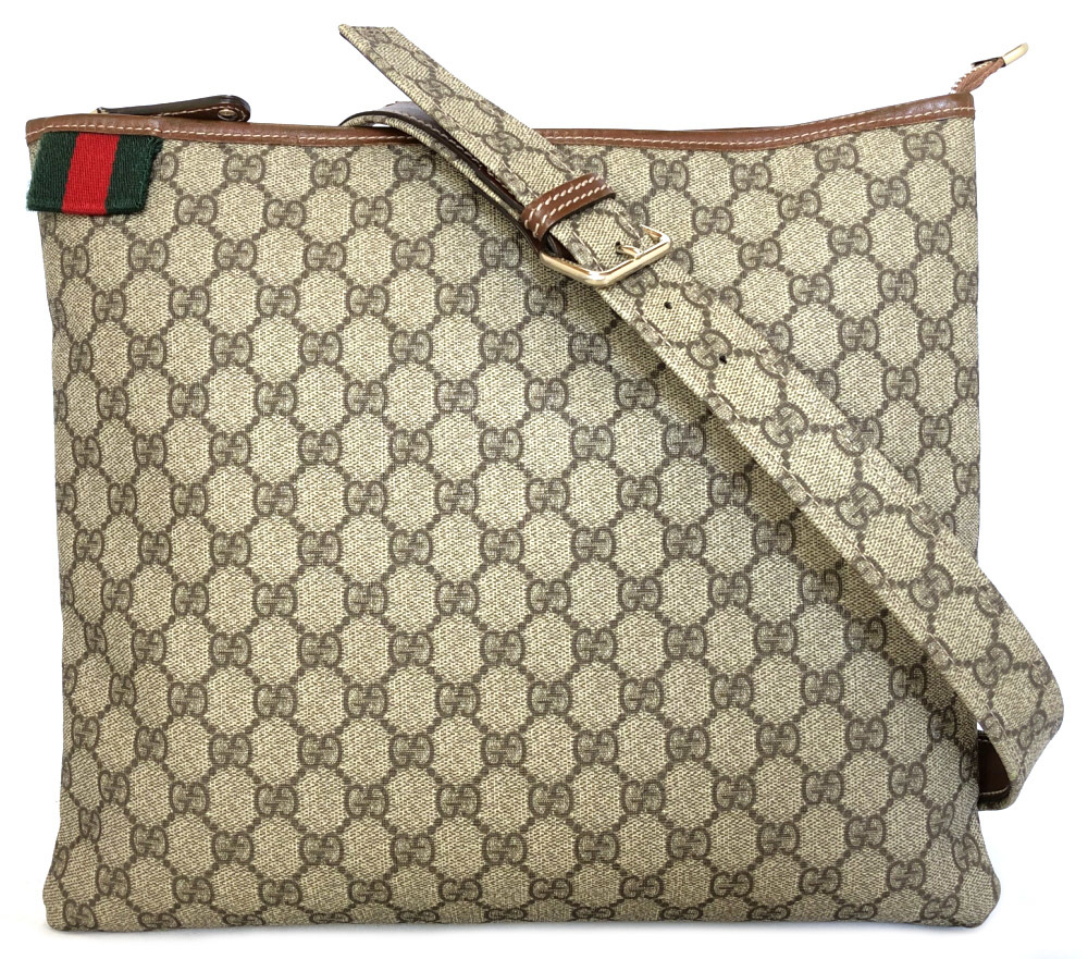 d899df130206 Take Gucci slant, and hang 246412 GUCCI sherry slants with shoulder bag GG  plus men ...