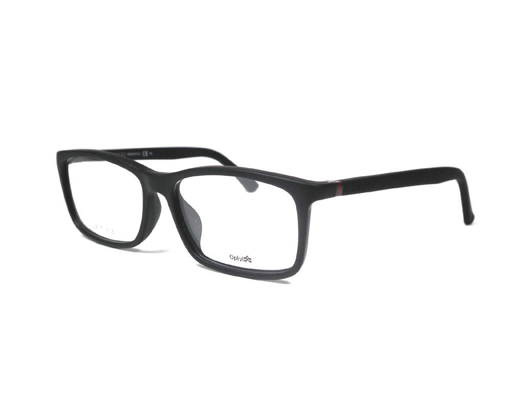 66ea2b492c3 Unused Gucci glasses rubber glasses frame glasses GG glasses frame GG1097 black  black men gap Dis GUCCI Date glasses
