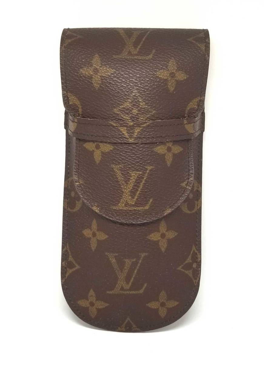 05ef89410ce17 Louis Vuitton glasses case pen case smartphone case eyephone 6  モノグラムエテュイリュネットラバ M62970 beauty product LV Vuitton LOUIS VUITTON Louis  Vuitton ...