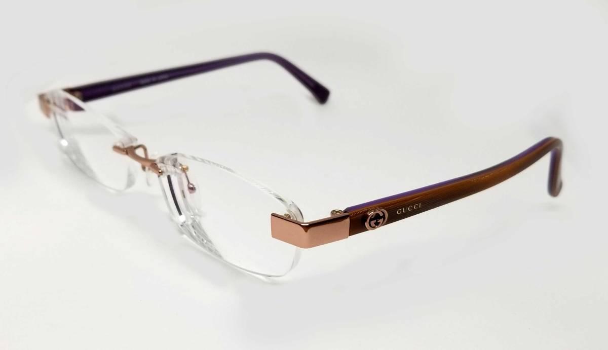 6287cb95847 The glasses frame glasses frame Lady s GUCCI glasses frame which there is  no Gucci glasses glasses frame glasses logo frame in