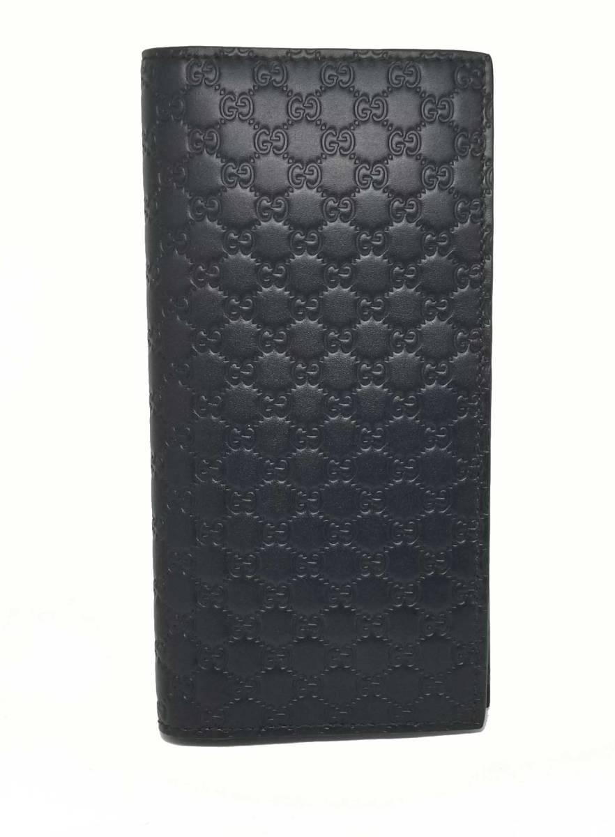 1805d7d7541ffc Unused Takeru Gucci wallet compact billfold Gucci sima GG leather long  billfold billfold wallet men genuine ...