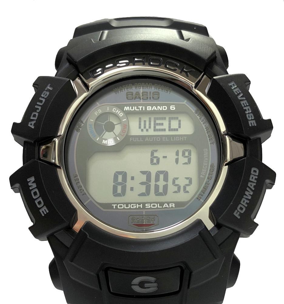 未使用 カシオ Gショック 腕時計 GW-2310 電波ソーラー ウレタンバンド マルチバンド6 メンズ 紳士用 電波時計 G-SHOCK メンズウォッチ CASIO 【中古】