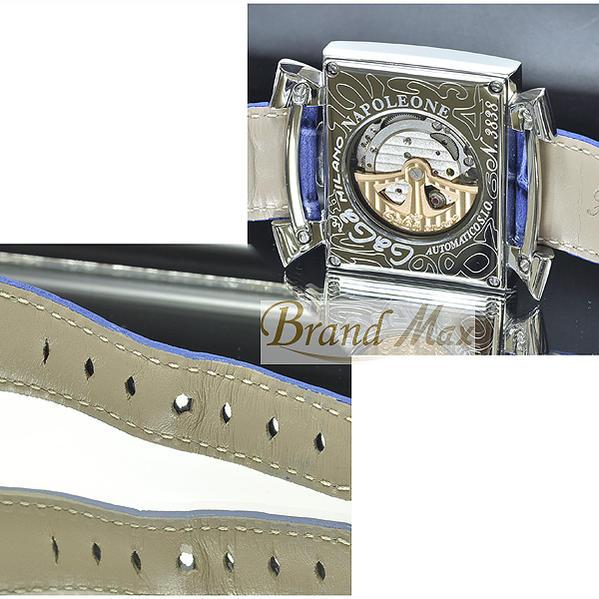激安価格 ガガミラノ 腕時計 ナポレオーネ 6000 3 46ミリwkO8nX0P