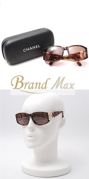 2974cf4546 auc-brandmax  Chanel   sunglasses   Coco mark   02461 91235   A ...