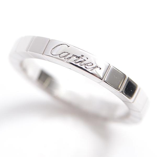 カルティエ Cartier ラニエールリング 56号 3mm 【中古】